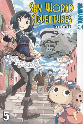 Sky World Adventures - Manga 5