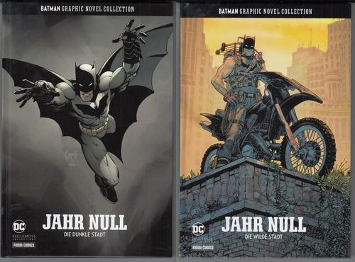 Batman Graphic Novel Collection 1+2 zus. Z1