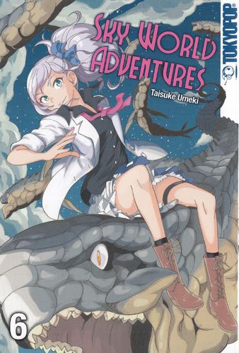 Sky World Adventures - Manga 6