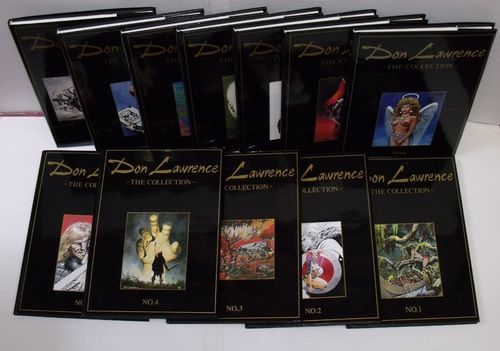 Don Lawrence - The Collection 1-12 zus. Z0-1