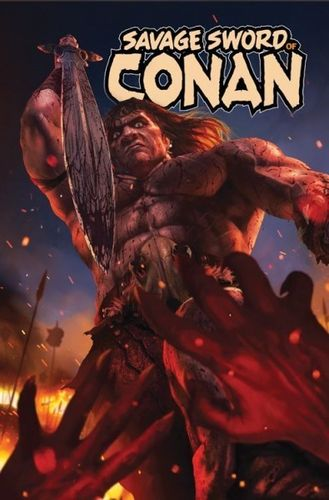 Savage Sword of Conan 1 VC