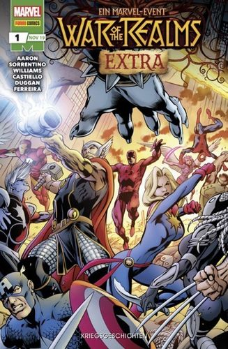 War of the Realms Extra 1
