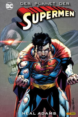 Superman: Der Planet der Supermen HC
