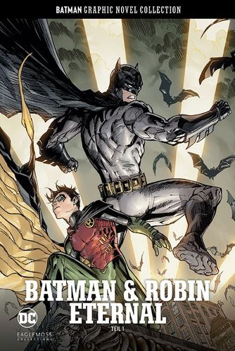 Batman Graphic Novel Collection Special 5