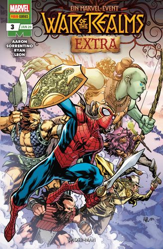 War of the Realms Extra 3