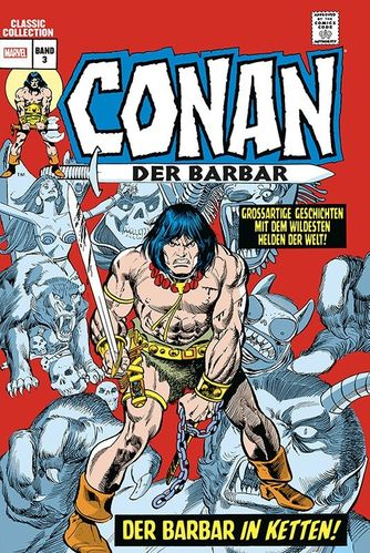 Conan der Barbar Classic Collecction 3