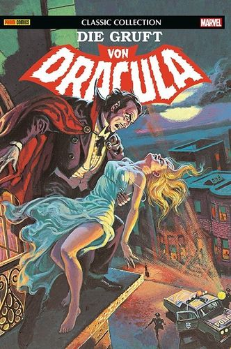 Die Gruft von Dracula: Classic Collection 3 - Finalausgabe